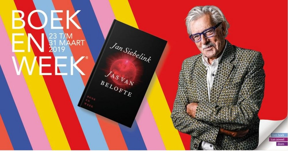 Boekenweek 2019