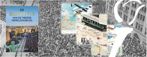 Bosatlas van de Tweede wereldoorlog