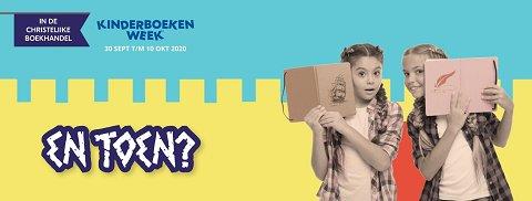 Christelijke kinderboekenweek 2020