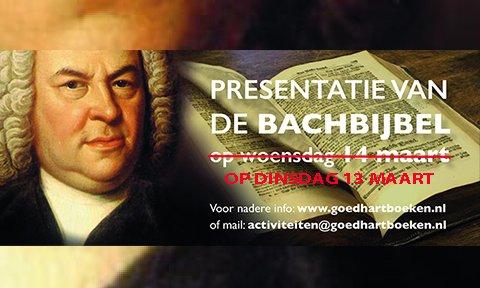 Presentatie Bachbijbel